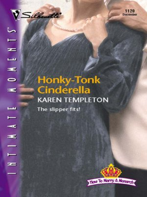 cover image of Honky-Tonk Cinderella
