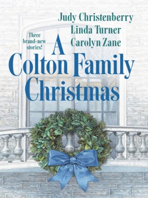 cover image of A Colton Family Christmas