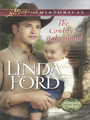 cover image of The Cowboy's Baby Bond