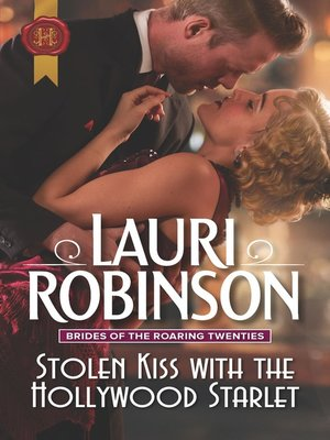cover image of Stolen Kiss with the Hollywood Starlet