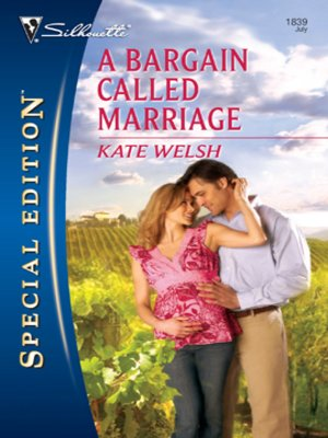 cover image of A Bargain Called Marriage