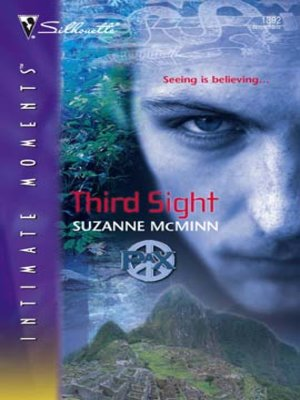 cover image of Third Sight