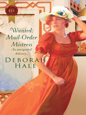 cover image of Wanted: Mail-Order Mistress
