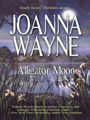 cover image of Alligator Moon