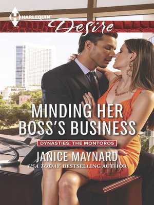 cover image of Minding Her Boss's Business