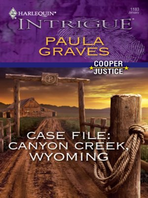 cover image of Case File: Canyon Creek, Wyoming