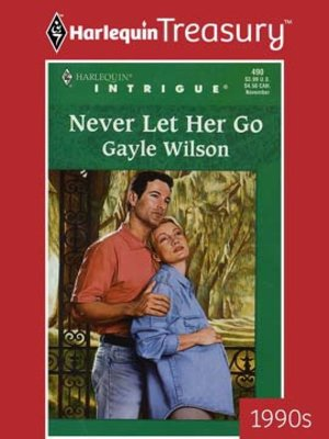 cover image of Never Let Her Go