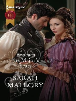 cover image of Beneath the Major's Scars