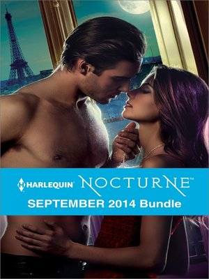 cover image of Harlequin Nocturne September 2014 Bundle: Beyond the Moon\Immortal Obsession