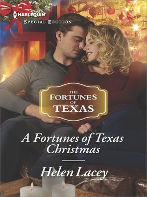 cover image of A Fortunes of Texas Christmas