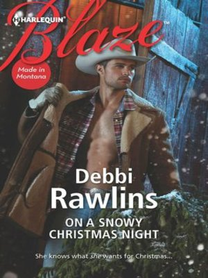 cover image of On a Snowy Christmas Night