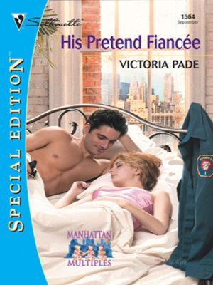 cover image of His Pretend Fiancee