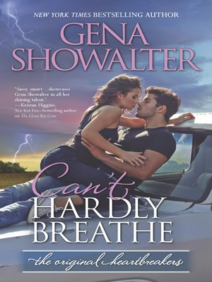 cover image of Can't Hardly Breathe