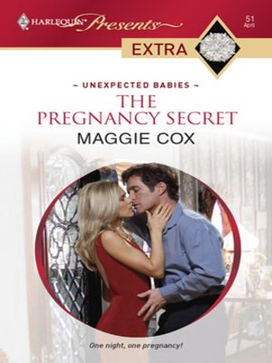 cover image of The Pregnancy Secret