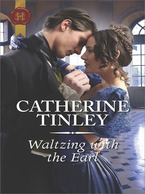 cover image of Waltzing with the Earl