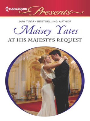 cover image of At His Majesty's Request