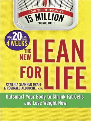 cover image of The New Lean for Life: Outsmart Your Body to Shrink Fat Cells and Lose Weight Now