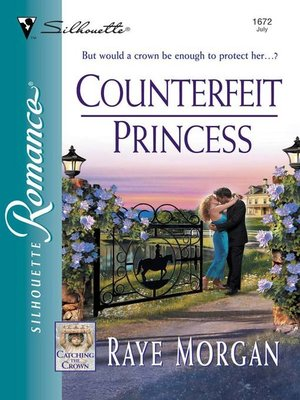 cover image of Counterfeit Princess