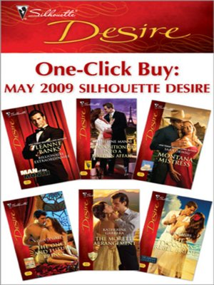 cover image of May 2009 Silhouette Desire