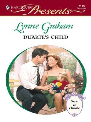 cover image of Duarte's Child