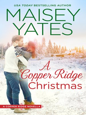 cover image of A Copper Ridge Christmas