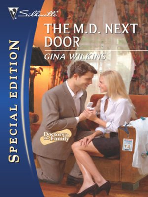 cover image of The M.D. Next Door