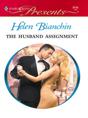 cover image of The Husband Assignment