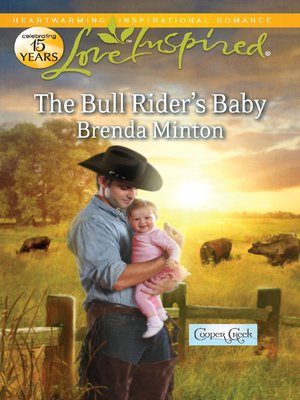 cover image of The Bull Rider's Baby
