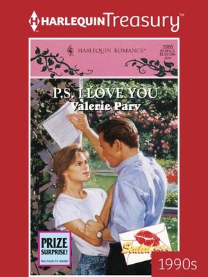 cover image of P.S. I Love You
