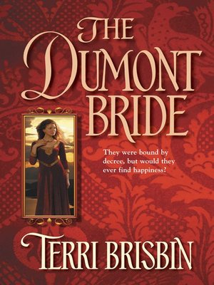 cover image of The Dumont Bride