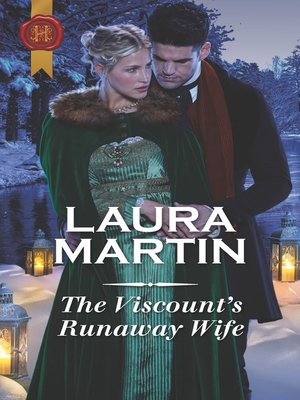 cover image of The Viscount's Runaway Wife
