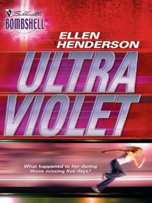 cover image of Ultra Violet