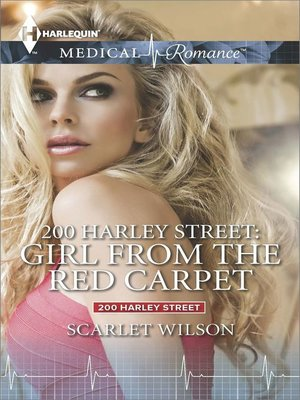 cover image of 200 Harley Street: Girl from the Red Carpet