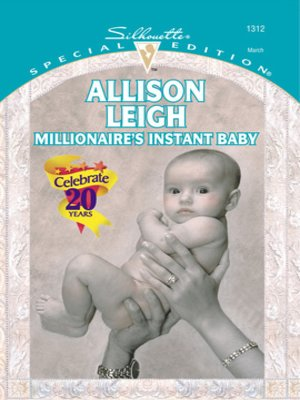 cover image of Millionaire's Instant Baby