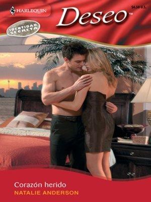 cover image of Corazón herido