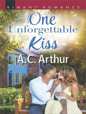 cover image of One Unforgettable Kiss