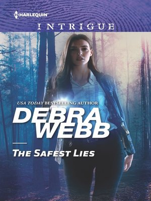 cover image of The Safest Lies