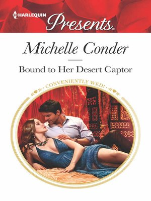 cover image of Bound to Her Desert Captor