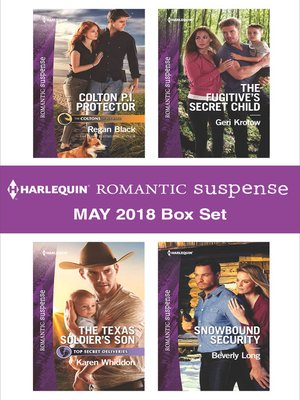 cover image of Harlequin Romantic Suspense May 2018 Box Set
