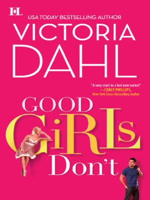 cover image of Good Girls Don't