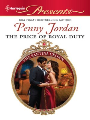 cover image of The Price of Royal Duty