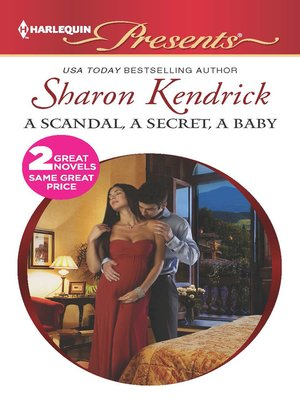 cover image of A Scandal, a Secret, a Baby: Marriage Scandal, Showbiz Baby!