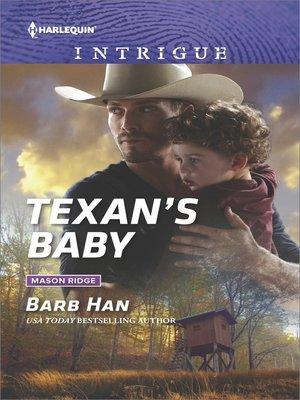 cover image of Texan's Baby