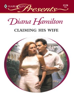 cover image of Claiming His Wife