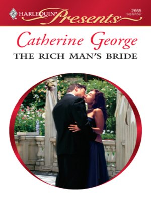 cover image of The Rich Man's Bride