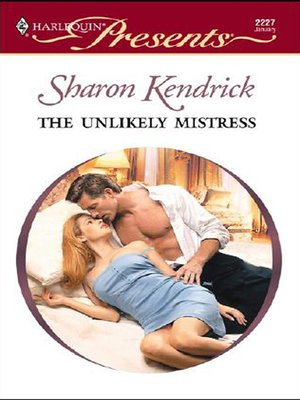 cover image of The Unlikely Mistress