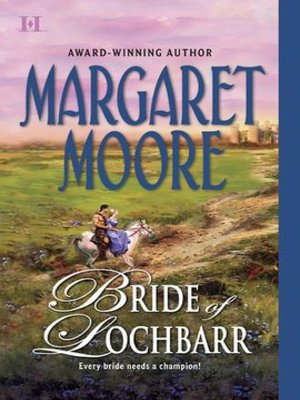 cover image of Bride of Lochbarr