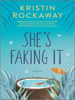 cover image of She's Faking It