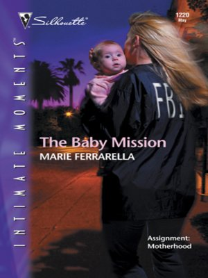 cover image of The Baby Mission
