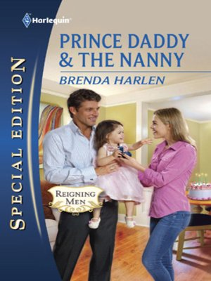 cover image of Prince Daddy & The Nanny